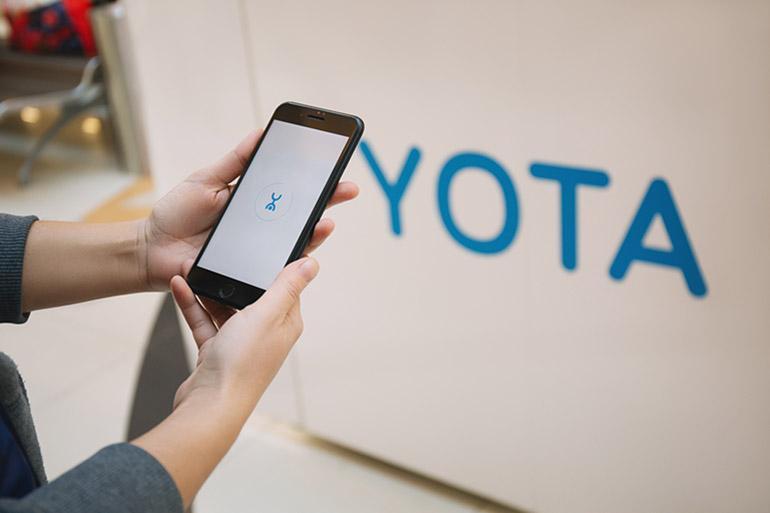 Yota статический ip