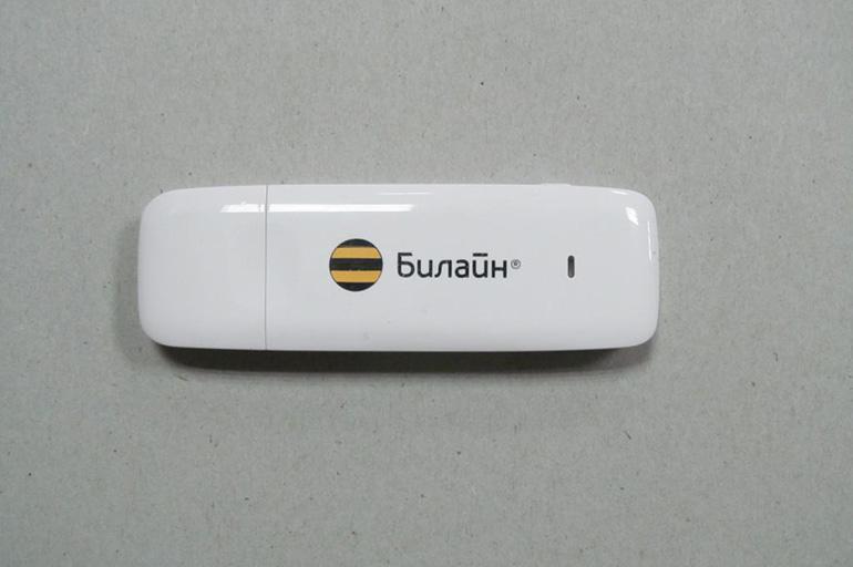 Прошивка USB-модема