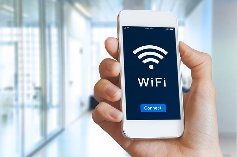 По Wi-Fi