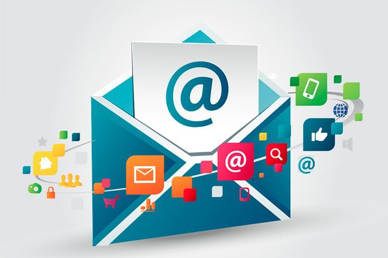 Получение сообщений на email
